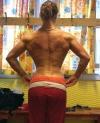Girl with muscle - Anna Bergli