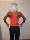 Girl with muscle - Helene Ahlson