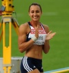 Girl with muscle - Jessica Ennis