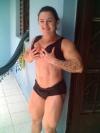 Girl with muscle - Fernanda Deporte