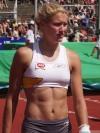 Girl with muscle - Kirsten Belin