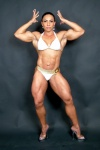 Girl with muscle - Roberta Toth