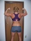 Girl with muscle - Emily