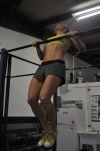 Girl with muscle - Crossfit