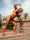 Girl with muscle - deniz odar