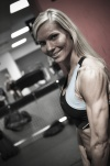 Girl with muscle - Hanne Bertheussen