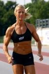 Girl with muscle - stephanie worsfold