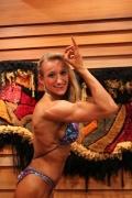 Girl with muscle - Stephanie Kanak