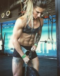 Girl with muscle - Tammi Robinson