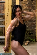 Girl with muscle - Monika Berta