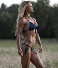 Girl with muscle - Sarah Jenny