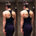 Girl with muscle - Katie Rutherford