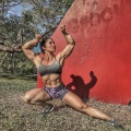 Girl with muscle - Alejandra Falconi