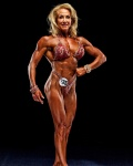 Girl with muscle - Sharon Wingate