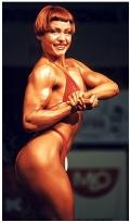 Girl with muscle - Svetlana Spounova