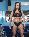 Girl with muscle - Anastasia Parikos