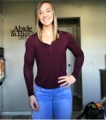 Girl with muscle - Blakelee Ortega