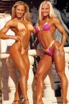 Girl with muscle - Debbie Kruck, Mandy Blank