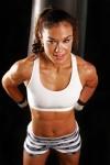 Girl with muscle - Danaji Gonzalez