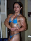 Girl with muscle - Karla Bachiega