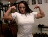 Girl with muscle - Brandi Mae Akers