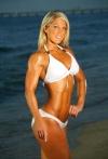 Girl with muscle - Jen Woodruff