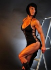 Girl with muscle - Natalia Dovc