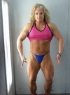 Girl with muscle - Stacey Keller