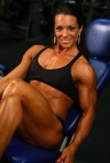 Girl with muscle - Toni West