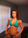 Girl with muscle - Michelle Beck