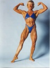 Girl with muscle - Emily Andrew