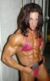 Girl with muscle - Silvia Matta