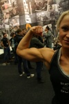 Girl with muscle - Susanne