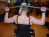 Girl with muscle - Anna Karrila
