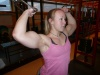 Girl with muscle - Anna Karrila