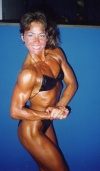 Girl with muscle - Christine Lakatos