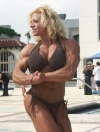 Girl with muscle - Amy Neal