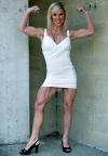 Girl with muscle - Paula Williams
