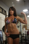 Girl with muscle - kristal martin