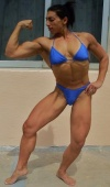 Girl with muscle - Jessica Ghigo