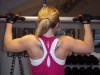 Girl with muscle - Sabina Larsson