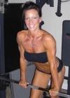 Girl with muscle - Shauna Higham Robinson