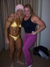 Girl with muscle - Norma Nieves / Colette Nelson
