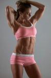 Girl with muscle - Rachel Cammon