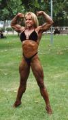 Girl with muscle - Stephanie Kessler