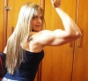 Girl with muscle - Cinara Polido