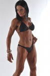 Girl with muscle - Bianca van Zyl