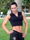 Girl with muscle - Ljuba Pantovic Subotic