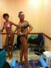 Girl with muscle - Ninzia Baggi