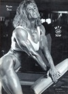 Girl with muscle - Nicole Bass